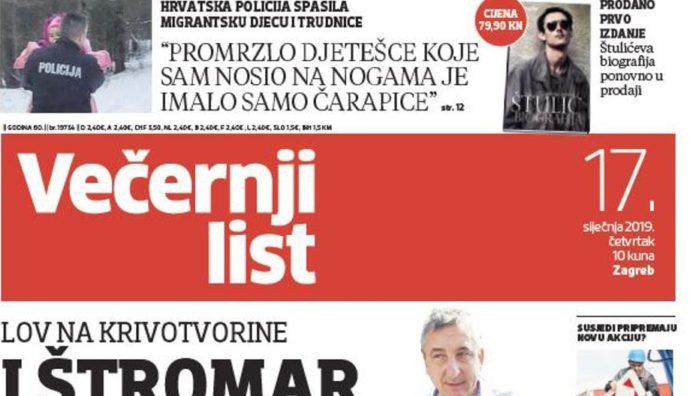Horvátország napilap