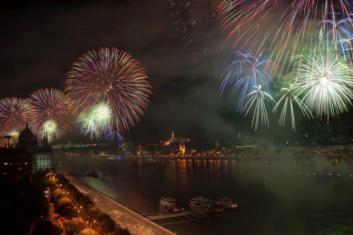 tűzijáték nézettség